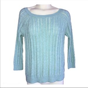 🛍American Eagle Outfitters Cable Knit Sweater XS